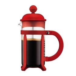 French Press Kırmızı 8 Cup