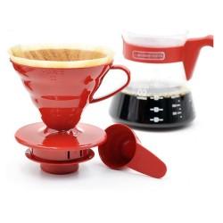 Hario V60 Coffee Server Set