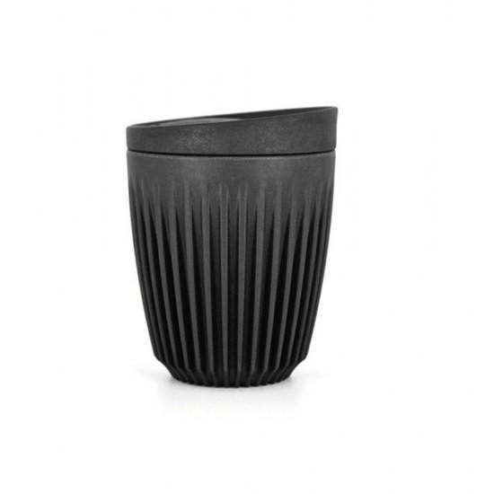 Huskee Cup 8 oz Charcoal